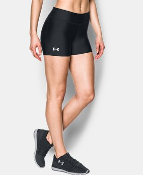 "Women's UA On The Court 4"" Shorts  1  Color Available $29.99"