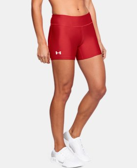 "Women's UA On The Court 4"" Shorts  1  Color Available $34.99"