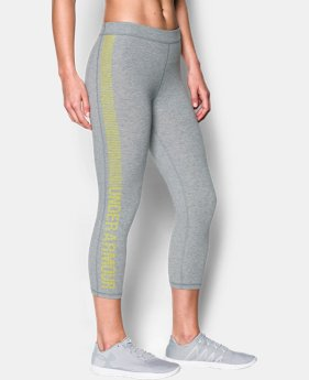 Women's UA Favorite Graphic Capris  1 Color $18.74 to $23.99