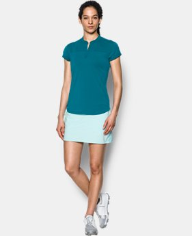 Women's Golf Polo Shirts | Under Armour US