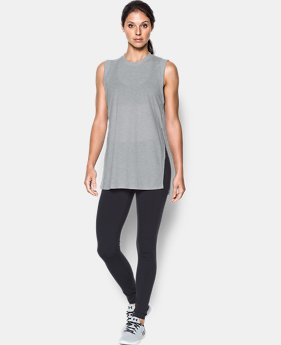 Women's UA Breathe Tunic Tank  4 Colors $49.99