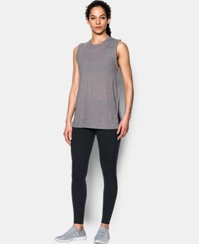 Women's UA Breathe Tunic Tank  1 Color $35.99 to $44.99