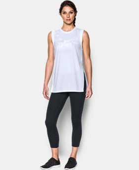 Women's UA Breathe Tunic Tank  3 Colors $49.99
