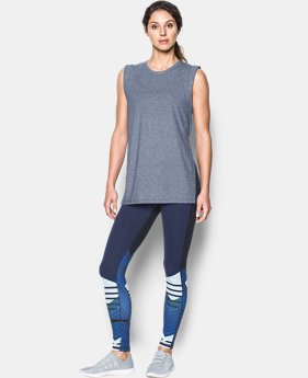 Women's UA Breathe Tunic Tank  1 Color $49.99