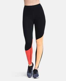 Women's UA Mirror BreatheLux Asym Hi-Rise Leggings  4 Colors $149.99