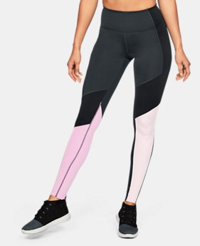 Women's UA Mirror BreatheLux Asym Hi-Rise Leggings  2 Colors $149.99