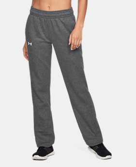 Women's UA Rival Pants  1  Color Available $44.99