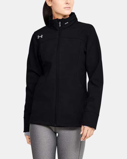 Women's UA Barrage Softshell Jacket