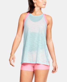 ac2581b10e Women's Yoga & Studio Tank Tops & Sleeveless T's | Under Armour CA