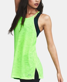 Women's UA Threadborne™ High Neck Tank  2 Colors $29.99