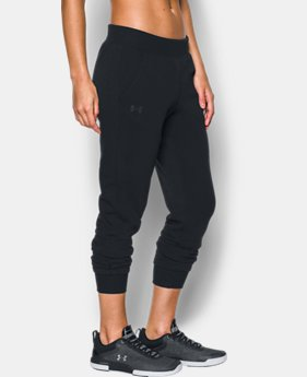 Women's UA Threadborne™ Fleece Crop LIMITED TIME OFFER 2 Colors $45.49