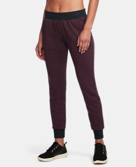 Women's UA Threadborne™ Fleece Crop LIMITED TIME OFFER 1 Color $52.49