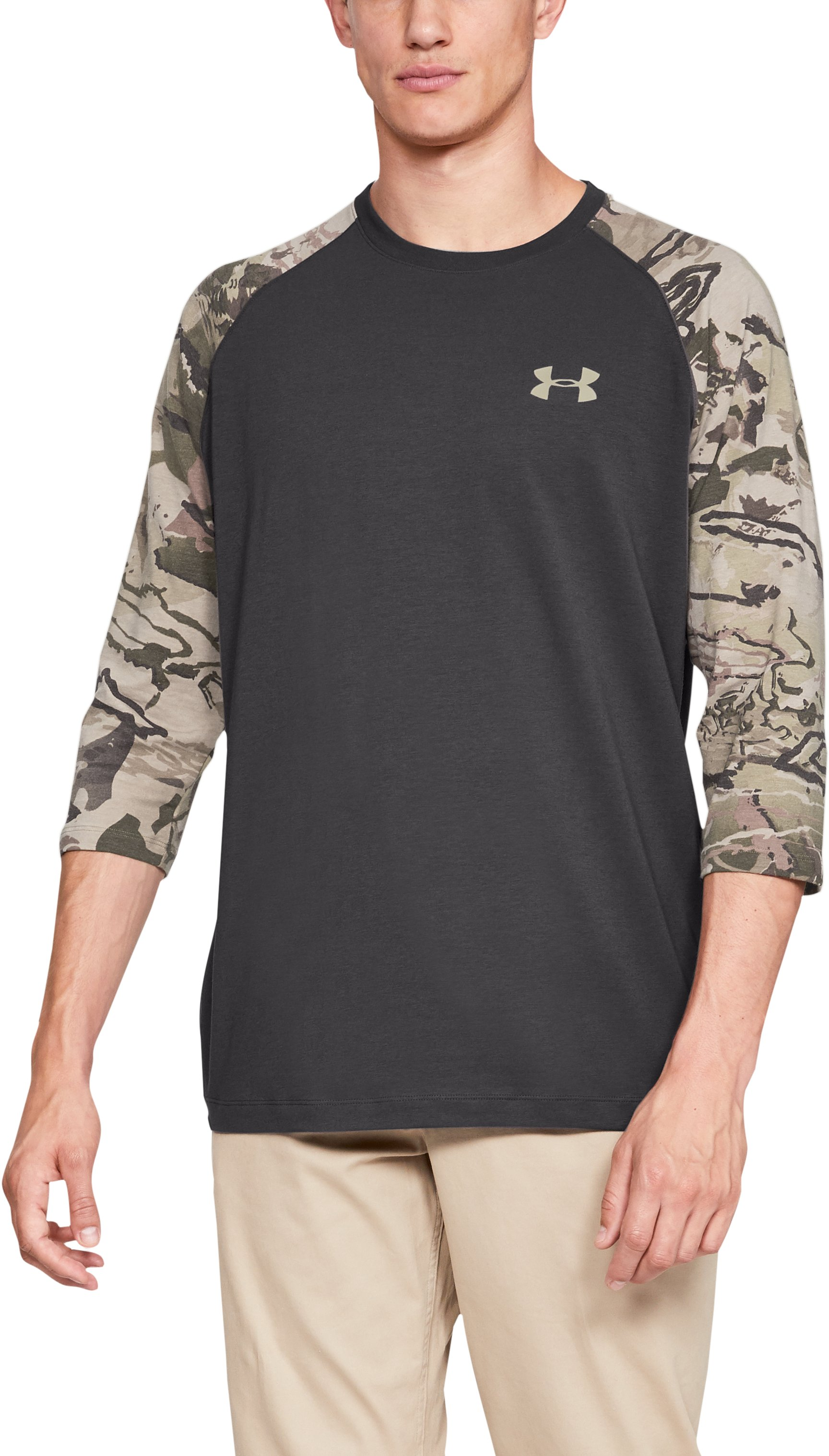 Men's Ridge Reaper® ¾ Sleeve T-Shirt 4 Colors $34.99