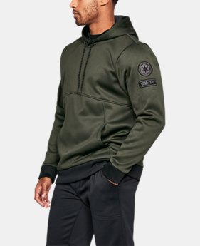 Men's Star Wars UA Storm Hoodie  1  Color $59.99