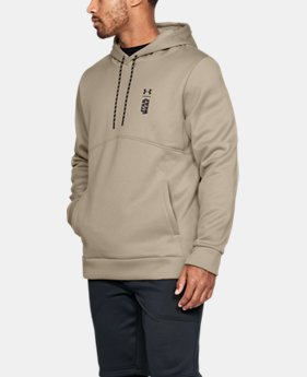 New Arrival Men's Star Wars UA Storm Hoodie  1 Color $59.99