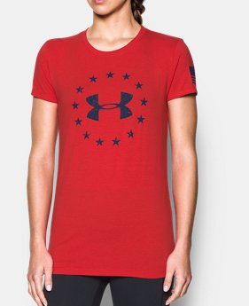 Women's Red Short Sleeve Shirts | Under Armour US
