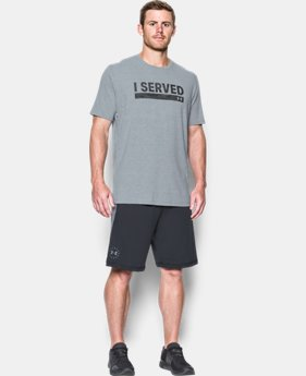 Men's UA Freedom I Served T-Shirt  2 Colors $24.99