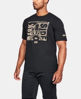 New Arrival Men's UA Star Wars Dark Side T-Shirt  1 Color $34.99