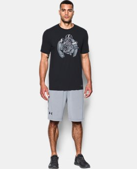 New Arrival  Men's UA Star Wars Tie Pilot T-Shirt  1 Color $39.99