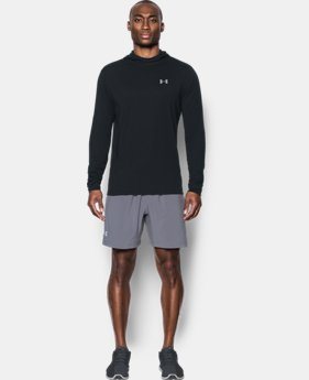 Men's UA Threadborne™ Run Mesh Hoodie   $59.99