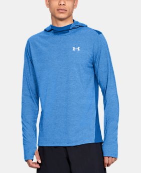 Men's UA Threadborne™ Run Mesh Hoodie  2 Colors $59.99