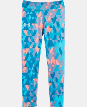 New Arrival Girls' Toddler UA Tri Meta Fade Leggings LIMITED TIME: FREE U.S. SHIPPING  $29.99
