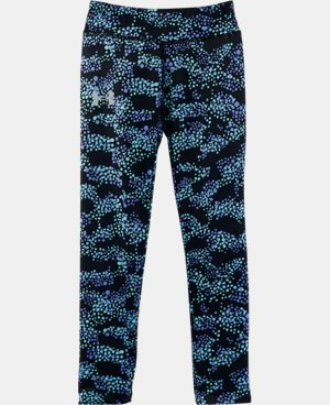 Girls' Pre-School UA Galaxy Leggings  2 Colors $29.99