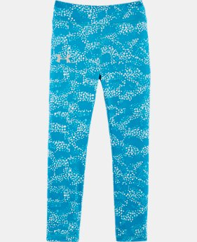 New Arrival Girls' Pre-School UA Galaxy Leggings LIMITED TIME: FREE U.S. SHIPPING  $29.99