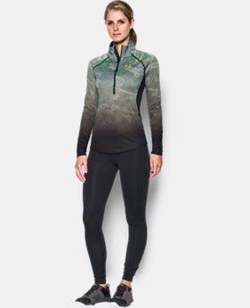 Women's UA Tech™ Faded ¼ Zip LIMITED TIME OFFER 3 Colors $41.24