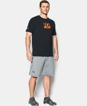 Men's NFL Combine Authentic UA Print Logo T-Shirt  15 Colors $35
