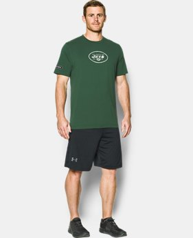 Men's NFL Combine Authentic UA Print Logo T-Shirt   $35