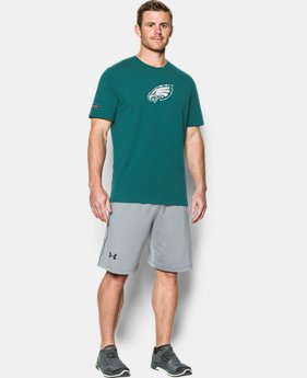 Men's NFL Combine Authentic UA Print Logo T-Shirt  4 Colors $35