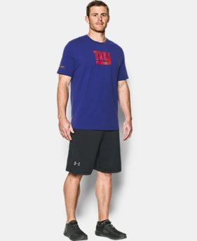 Men's NFL Combine Authentic UA Print Logo T-Shirt  3 Colors $35