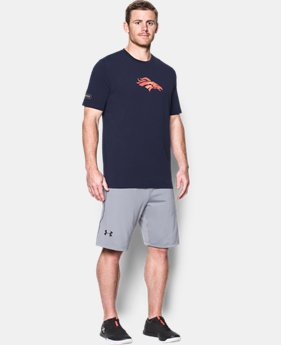 Men's NFL Combine Authentic UA Print Logo T-Shirt LIMITED TIME: 25% OFF 4 Colors $26.24