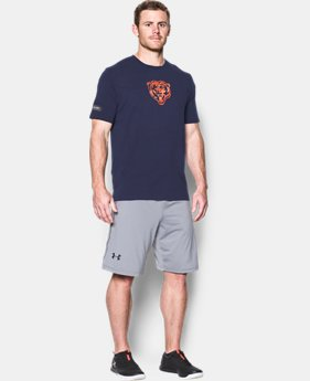 Men's NFL Combine Authentic UA Print Logo T-Shirt LIMITED TIME: 25% OFF 21 Colors $26.24