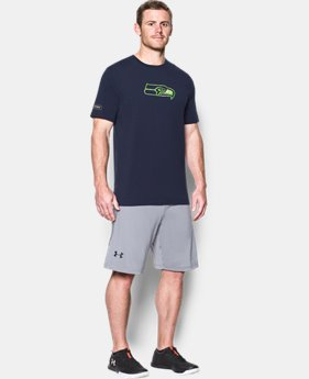 Men's NFL Combine Authentic UA Print Logo T-Shirt LIMITED TIME: 25% OFF 8 Colors $26.24