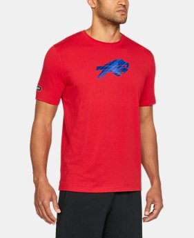 Men's NFL Combine Authentic UA Print Logo T-Shirt  1 Color $35