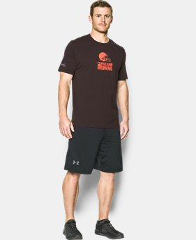 Men's NFL Combine Authentic UA Print Logo T-Shirt  1 Color $26.24