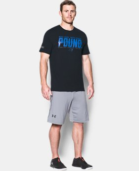 New to Outlet Men's NFL Combine Authentic UA Team T-Shirt  1  Color Available $26.25 to $26.99