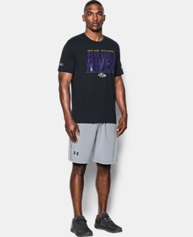 Men's NFL Combine Authentic UA Team T-Shirt LIMITED TIME: 25% OFF 11 Colors $26.24