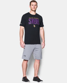 Men's NFL Combine Authentic UA Team T-Shirt LIMITED TIME: 25% OFF 6 Colors $26.24