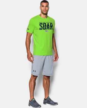 Men's NFL Combine Authentic UA Team T-Shirt LIMITED TIME: 25% OFF 1 Color $26.24