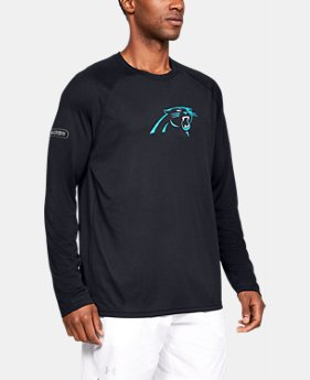 Men s NFL Combine Authentic UA Tech™ Long Sleeve 1 Color Available  39.99 to   40. 1 Color Available. Carolina Panthers cf6e47eaa