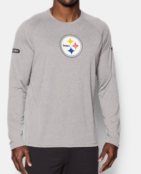 f0a33aac4a1f Best Seller Men s NFL Combine Authentic UA Logo Long Sleeve T-Shirt 27 Colors  Available