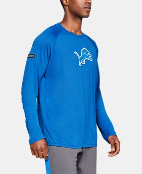 Men's NFL Combine Authentic UA Tech™ Long Sleeve  1  Color Available $39.99 to $40