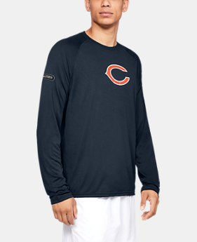 Men's NFL Combine Authentic UA Tech™ Long Sleeve  1  Color Available $27.99 to $28