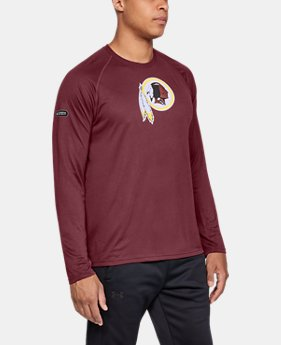 Men's NFL Combine Authentic UA Tech™ Long Sleeve  31  Colors Available $39.99 to $40