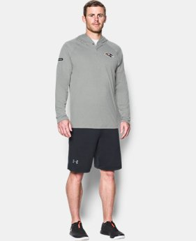 Men's NFL Combine Authentic UA Tech™ Popover Hoodie  1  Color Available $38.5