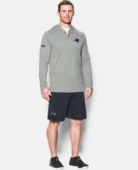 Men's NFL Combine Authentic UA Tech™ Popover Hoodie  1  Color Available $41.99
