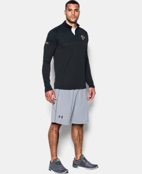 Men's NFL Combine Authentic UA Tech™ ¼ Zip  7 Colors $60
